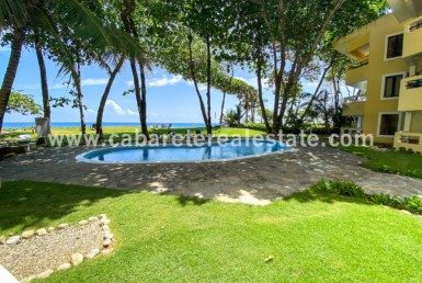 Beachfront Condo Cabarete