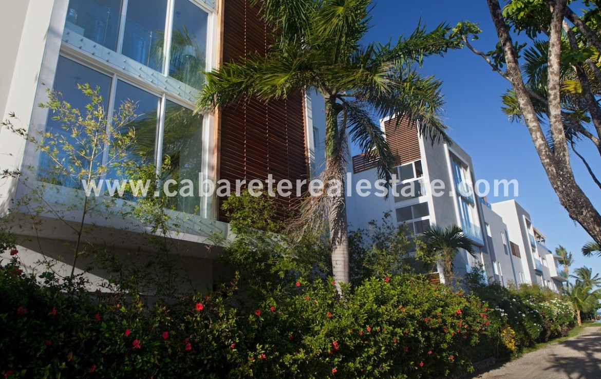 Beachfront apartments Cabarete Bay Cabarete Real Estate Dominican Republic 1