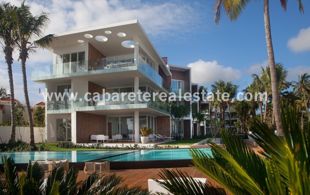 Beachfront home Cabarete Real Estate Dominican Republic has it all 1