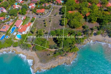 Beachfront land 25 acres Cabarete Real Estate Dominican Republic