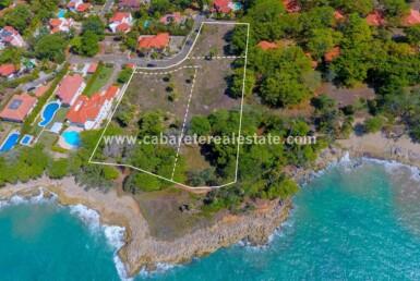 Beachfront land 25 acres Cabarete Real Estate Dominican Republic