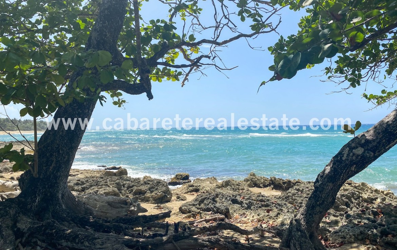 Beachfront land Perla Marina Dominican Republic