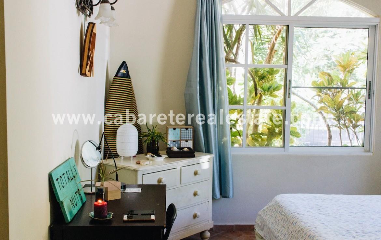 Bedroom in villa close to the beach Cabarete Real Estate