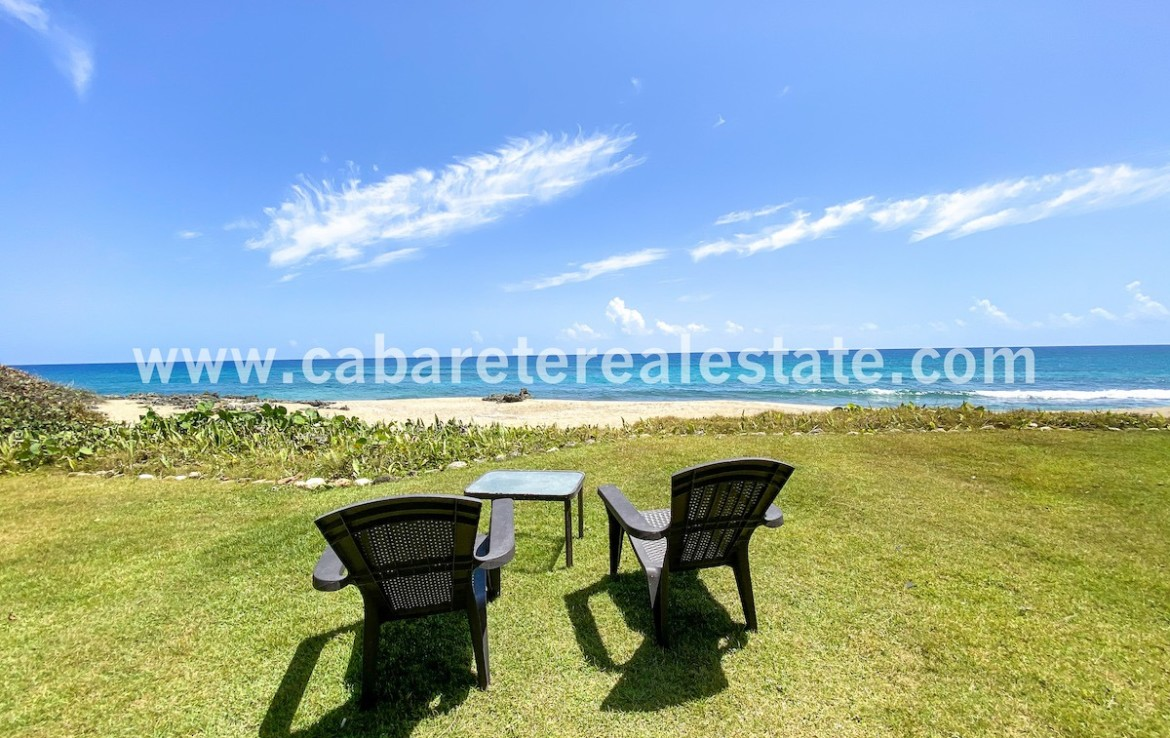 Cabarete Real Estate Dominican Republic Beachfront views