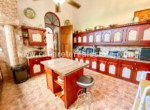 Equipped kitchen in luxurious beachside five star gated community Cabarete Dominican Republic