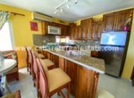 Gorgeous kitchen area beachfront condo Cabarete Real Estate