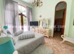 Guest bedroom luxury villa Cabarete Real Estate