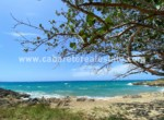 Huge piece of land in front of the ocean Cabarete