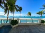 Impressive ocean views in beachfront home Cabarete Dominican Republic