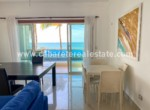 Living area in beach home Cabarete Real Estate Dominican Republic