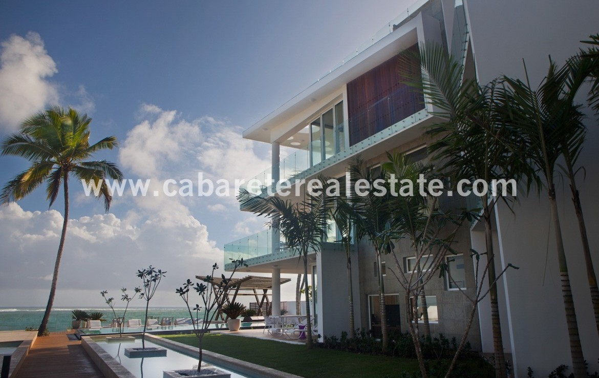 Luxurious Beachfront apartment Cabarete Bay Dominican Republic 1 1