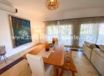 Luxurious dining area 3 bedroom beachside condo Cabarete