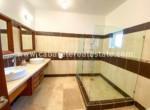 Luxurious ensuite bathroom in beachside condo Cabarete Real Estate