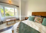 Luxurious master bedroom in beachside gated community Cabarete Real Estate