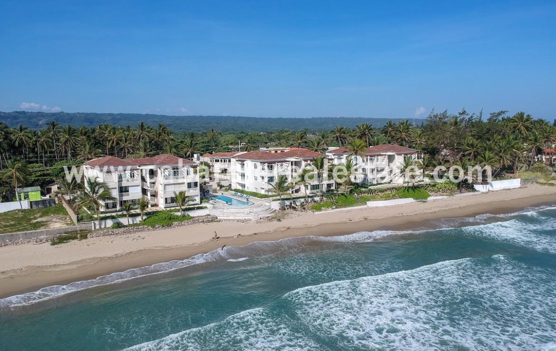 Luxury beachfront apartment in cabarete with amazing view