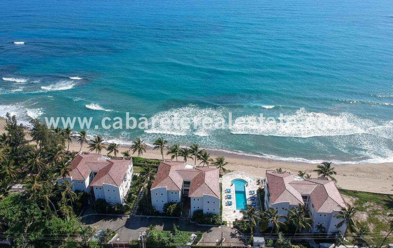 Luxury beachfront apartment in cabarete with amazing view.