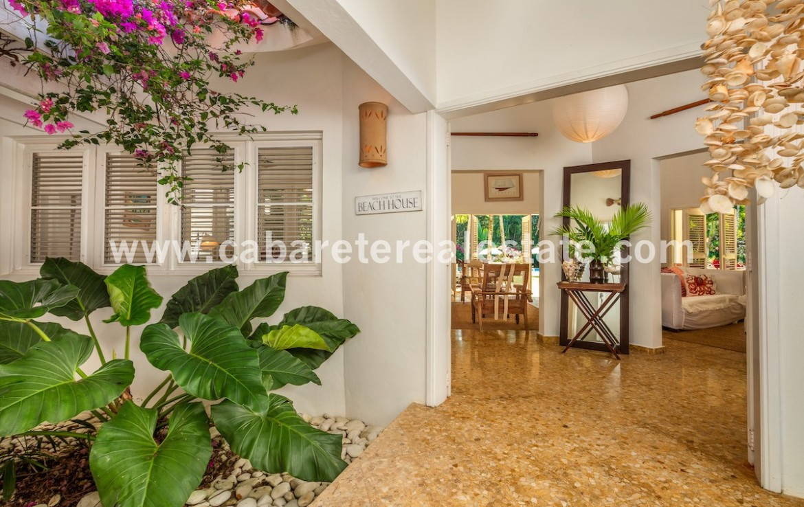 Luxury beachfront villa in gated the nices gated comunity in the northcoast of the dominican republic 1 1