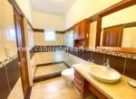 Oversized bathroom Beachside 3 bedrooms condo in Cabarete