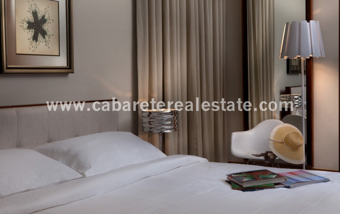 Two bedrooms apartment in beachfront home Cabarete Dominican Republic