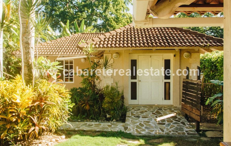 Villa close to the beach in Cabarete Dominican Republic Perla Marina