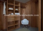 Walk in closet beachfront condo Cabarete Dominican Republic 1