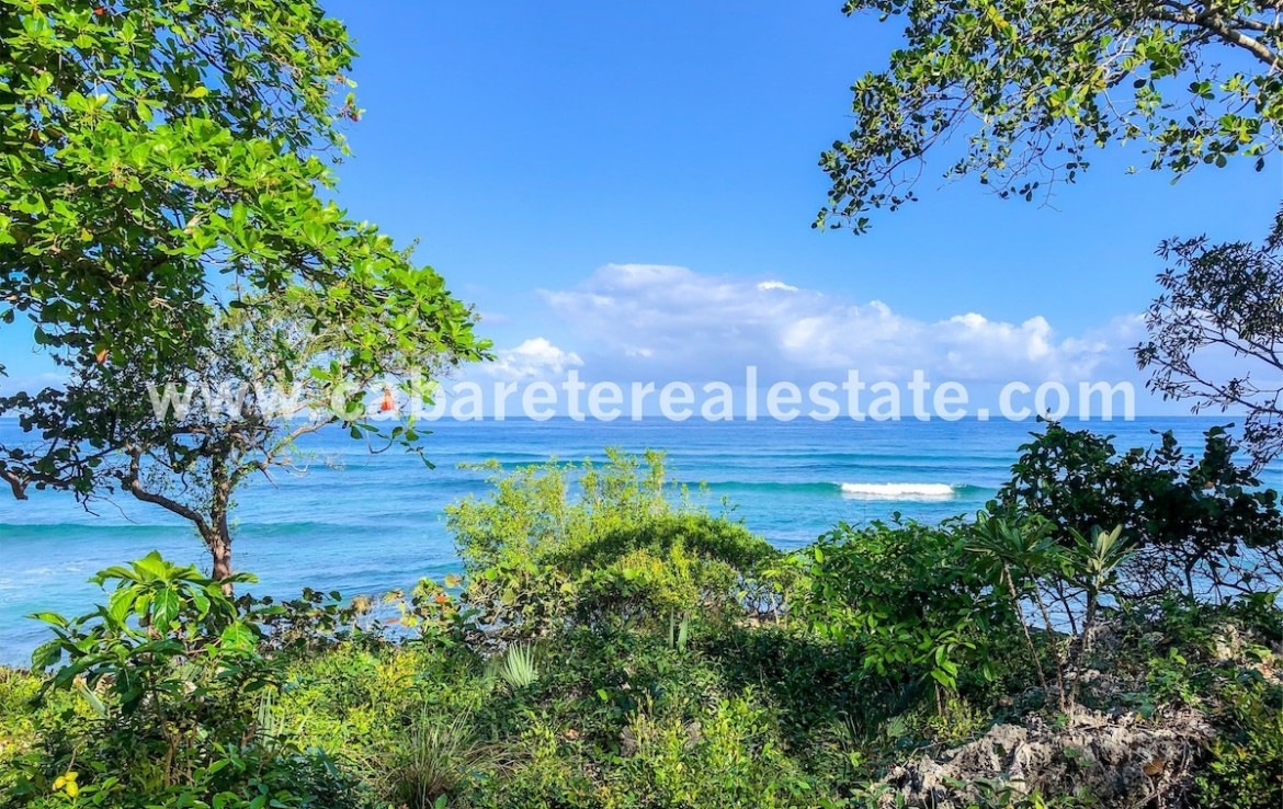 amazing beachwalk view over great surfspot in this gated community just a few meters away from your villa 1