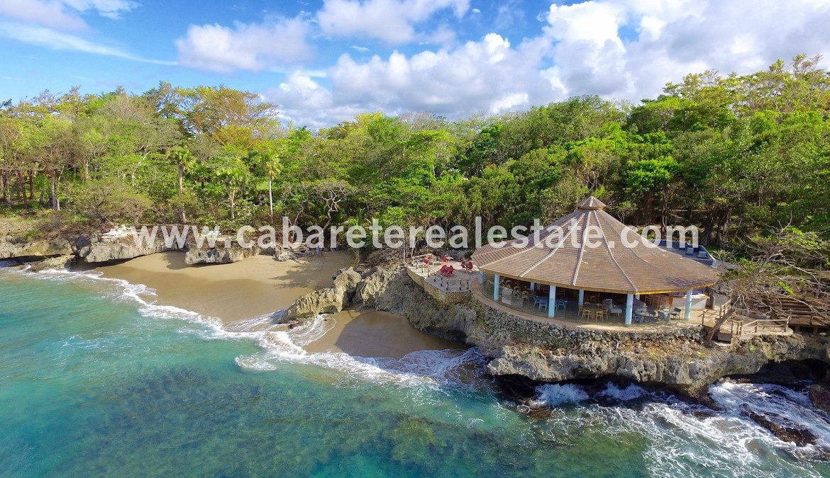 beach club close to the villa in luxury comunity with amazing ocean view between cabarete and sosua 1 3