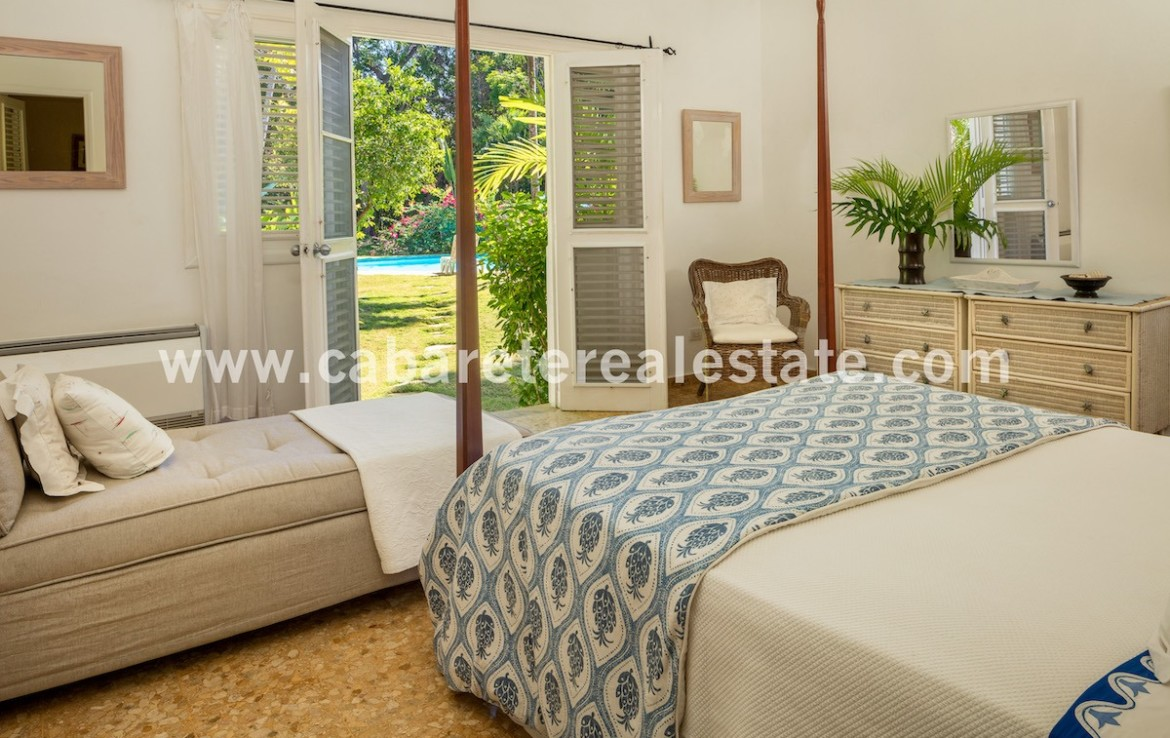 third bedroom in this luxury villa in the best gated community on the north coast of the dominican republic just between sosua and cabarete 1