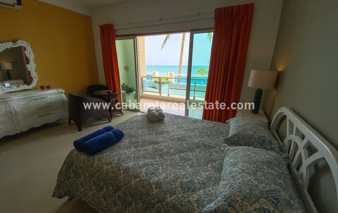 Bedroom with a view Cabarete Real Estate