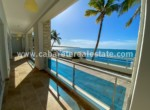 Pure beach views as far as the eye can see Cabarete Real Estate
