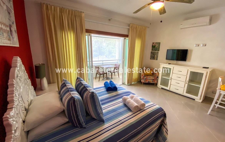 Studio apartment Cabarete Real Estate Dominican Republic