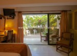 Studio in beachside hotel Cabarete Real Estate