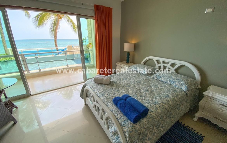 Studio with oceanview in Cabarete Dominican Republic