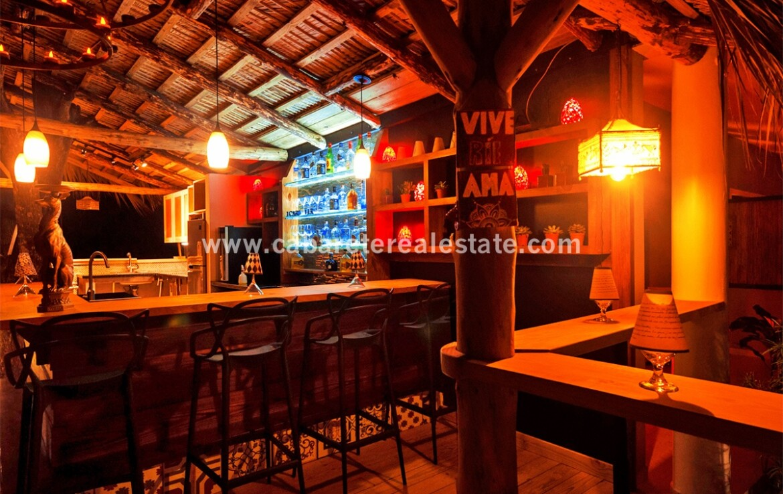 Bar in Boutique Hotel Sosua Domincan Republic