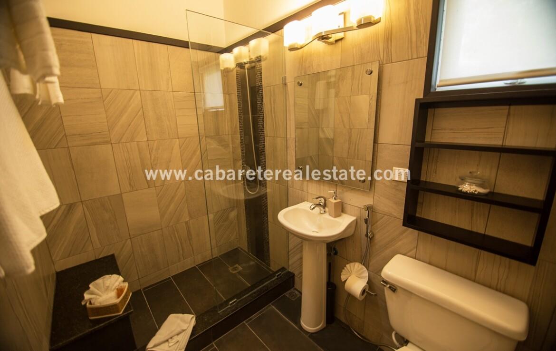 Bathroom boutique hotel sosua Dominican Republic 1