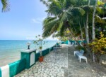 Beach front hotel Cabarete Dominican Republic