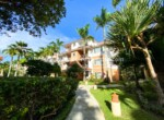 Beachside gated community Cabarete Close to kitebeach Dominican Republic