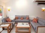 Cozy living area in apartment Boutique Hotel Sosua Cabarete Real Estate