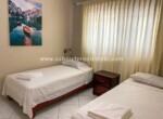 Guest bedroom Beach front apartment hotel Cabarete