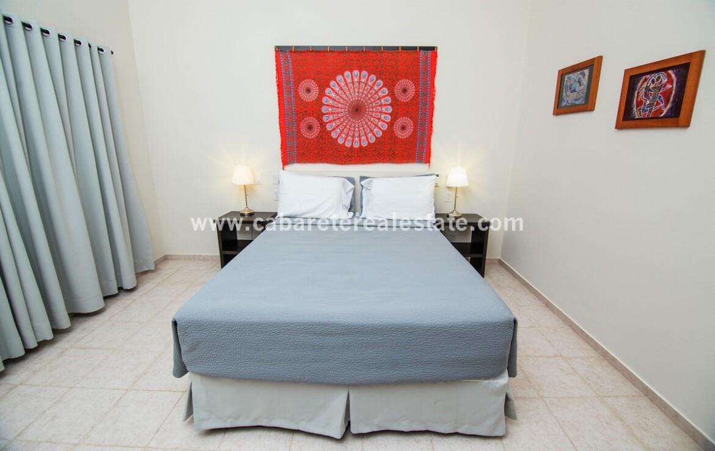 Modern Bedroom in Boutique Hotel Sosua Cabarete Real Estate Dominican Republic