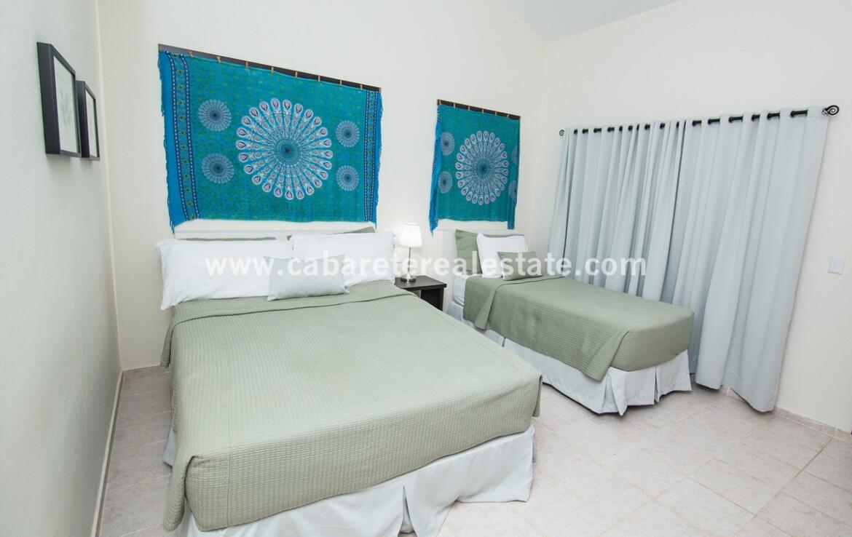 Modern suite in Boutique hotel Sosua Dominican Republic