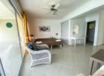 Oceanfront studio Cabarete Hotel Dominican Republic