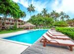Pooldeck beachfront condo kite beach beachfront Condo Cabarete Dominican Republic Cabarete Real Estate