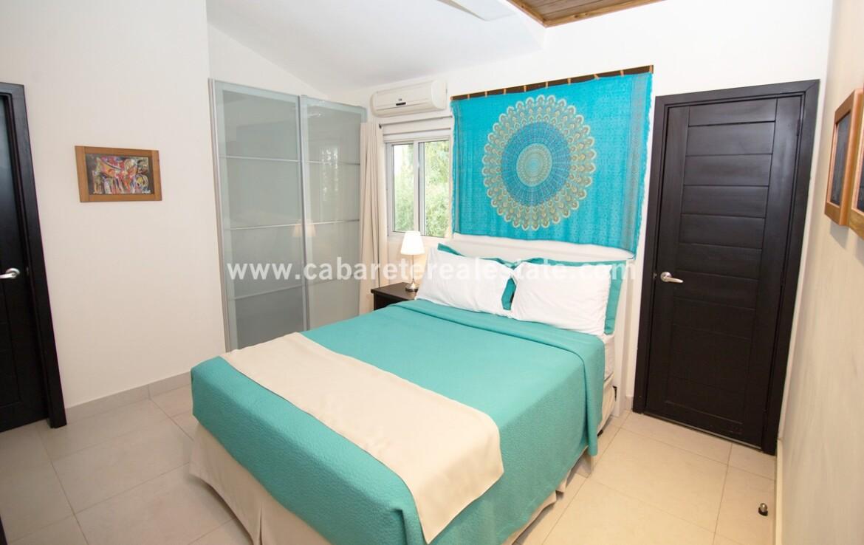 Renovated bedroom in Boutique hotel Sosua Dominican Republic