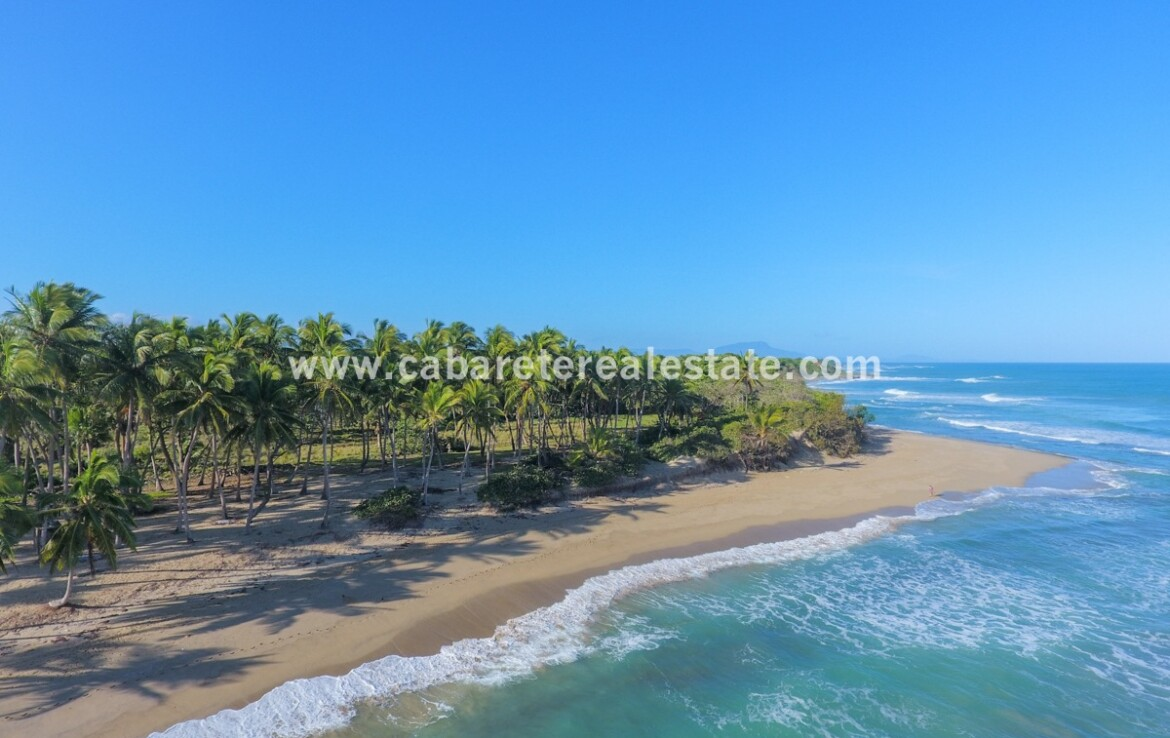 123 acres beachfront Development Land Cabarete Real Estate Dominican Republic 2
