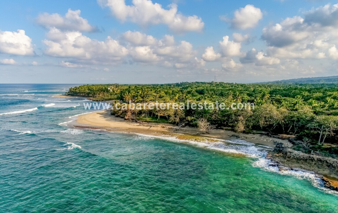Beachfront Development Land Cabarete Real Estate