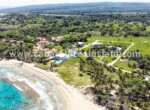 Beachfront gated community Encuentro Beach Cabarete