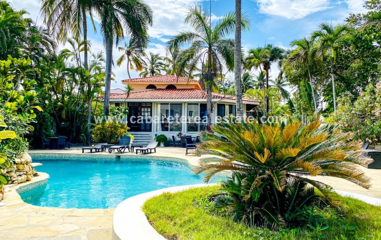 Beachside villa with ocean views A place for every dream Cabarete Bay Dominican Republic Cabarete Real Estate