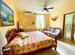 Bedroom in Beach home Cabarete Real Estate Dominican Republic