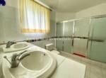 Double sink bathroom Dream beach home Cabarete Real Estate